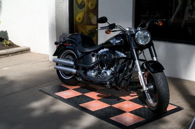 バイクの燃費は、カタログ値とは違う!!